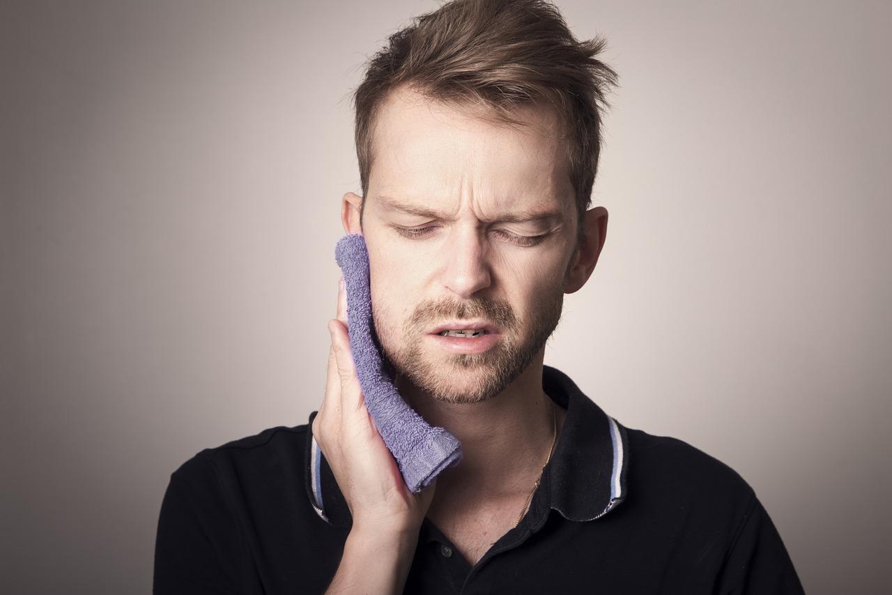 כאב אחרי עקירה כירורגית